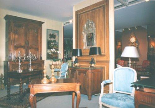 Salon des Antiquaires à Paris