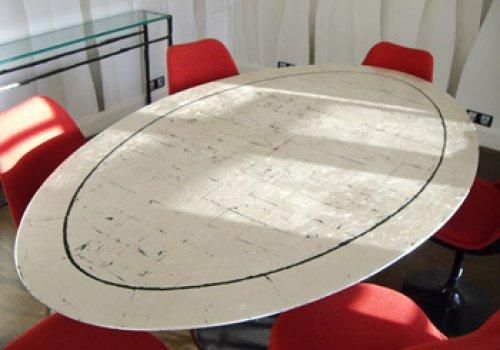 table d'argent