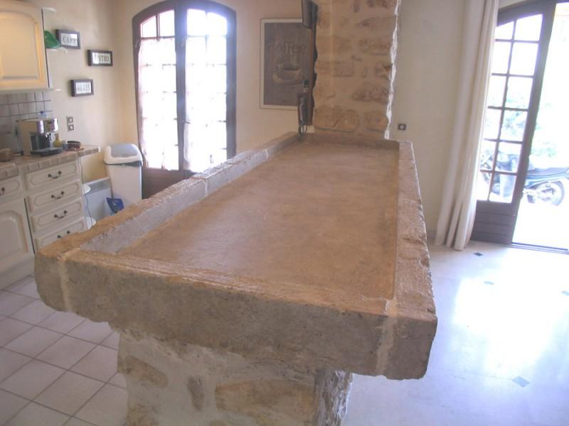 A concrete Bourgogne stone! | Artiste Peintre Décorateur - Paris et