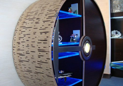 Wheel furniture