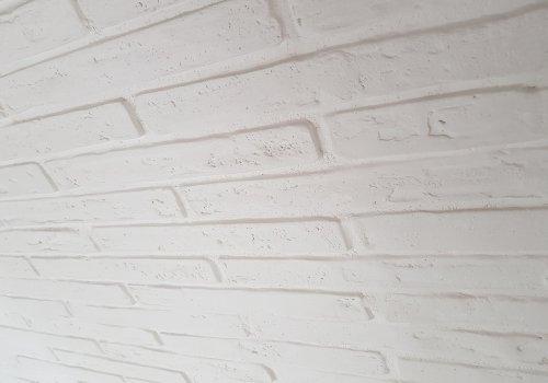 Briques blanches
